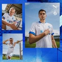 Команда большого города: «Динамо», PUMA и Wildberries представляют игровую форму бело-голубых в новом сезоне
