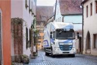 Правительство Великобритании выбирает DAF для программы тестирования электрических грузовиков
