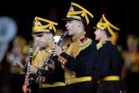 Марши от Президентского оркестра и дань уважения Александру Зацепину в исполнении Центрального военного оркестра