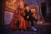 Карен Оганесян снимает новый семейный фильм с Евгением Гришковцом и Кириллом Кяро в главных ролях