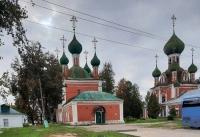 Сохраним церкви и храмы ВМЕСТЕ!