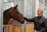 Сергей Собянин посетил Центр национальных конных традиций на ВДНХ