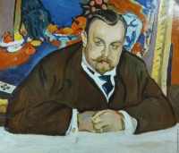 Выставка «Коллекция Морозовых. Шедевры нового искусства» в Париже