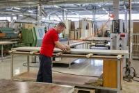 Объемы производства мебели приблизились к показателям «доковидного» периода