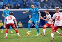 Футбольное унижение «Спартака» в городе на Неве